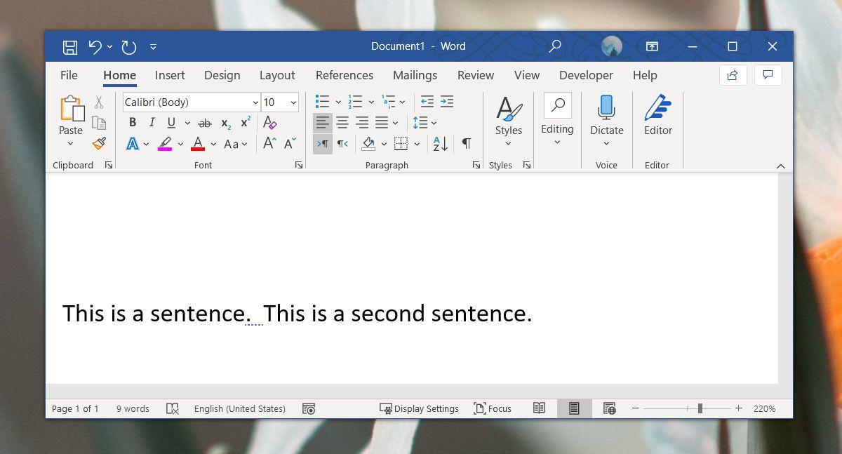 Como definir regras gramaticais para longas distâncias no Microsoft Word