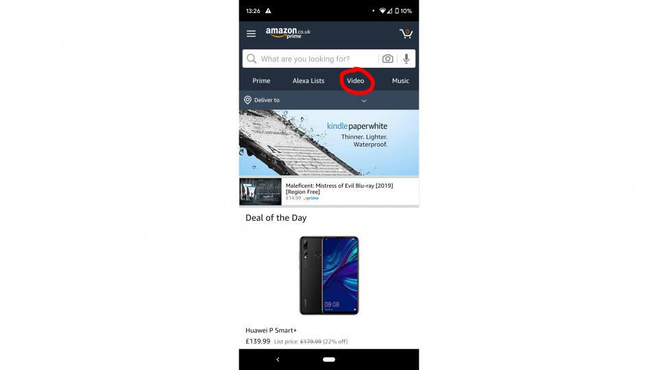 Android cihazınızda Prime Videonu necə izləmək olar 1