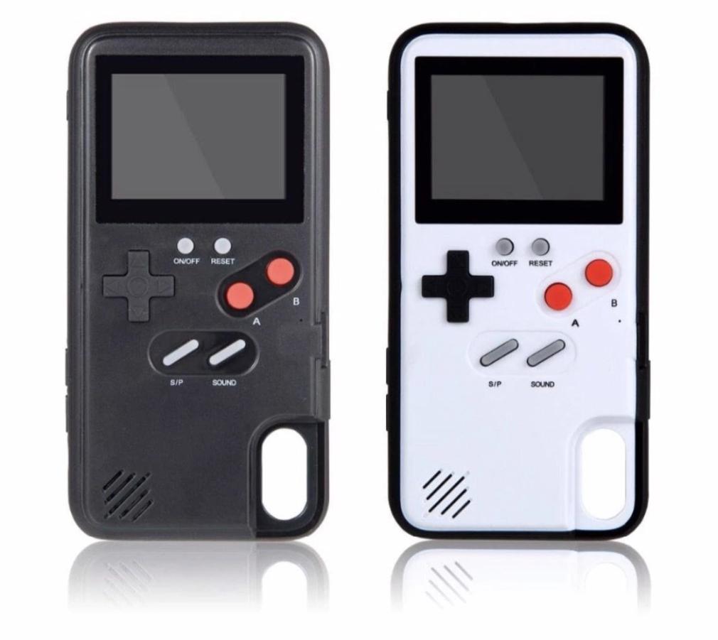 Caseboy retro oyunlar oynayabileceğiniz bir telefon kılıfı 1