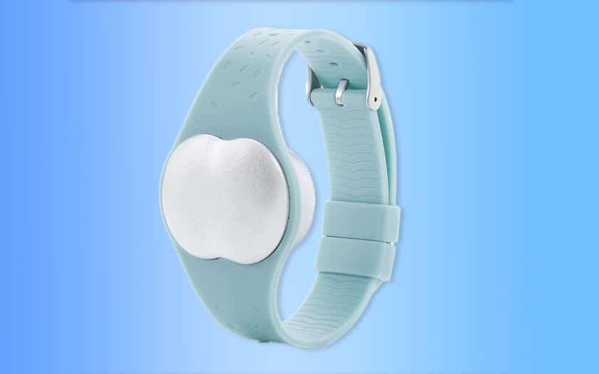 Coronavirus: Vòng đeo tay bị ràng buộc này sẽ xác định bệnh nhân 1