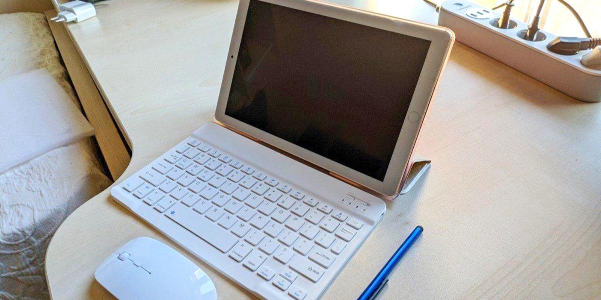 Nhận một máy tính bảng 4G tuyệt vời với giá 69 € AmazonVới bàn phím, vỏ và chuột! 7