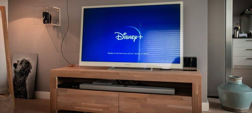 Disney Plus kini ditayangkan di Perancis