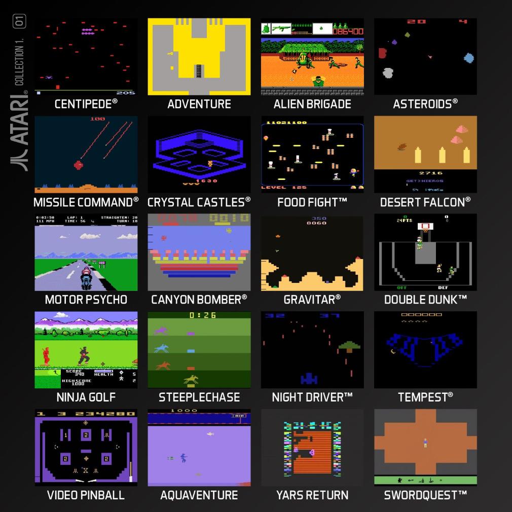 Evercade là một hệ thống bàn tay đầy hứa hẹn cho người hâm mộ retro 1