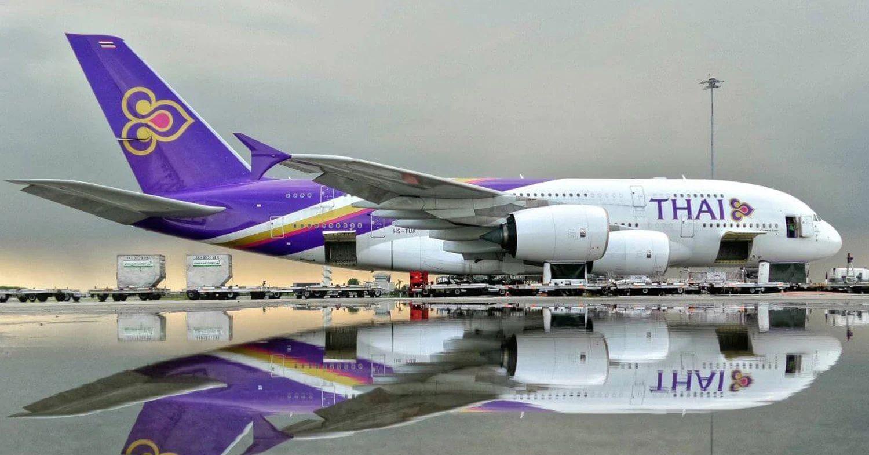 Thai Airways -kortti konkurssien suojaamiseksi; Sovita elvytyssuunnitelmasta