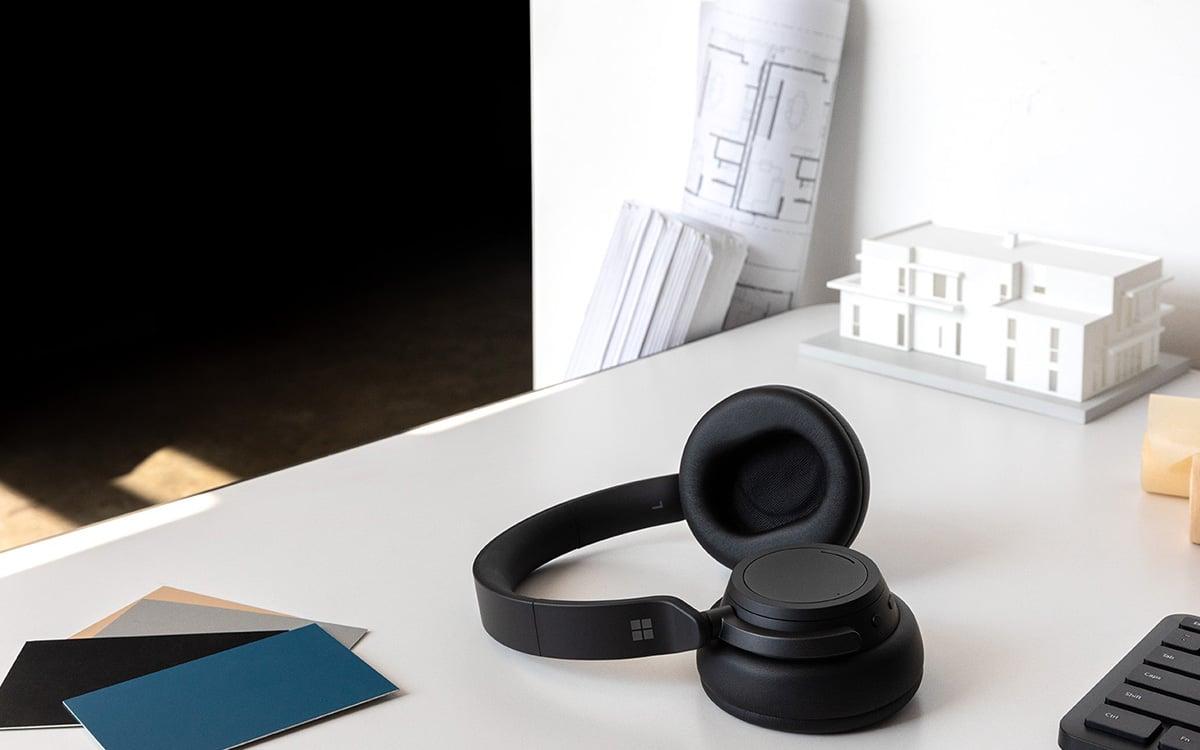 Bề mặt chính thức của Microsoft 2 tai nghe: giảm tiếng ồn, giảm giá 100 € 3