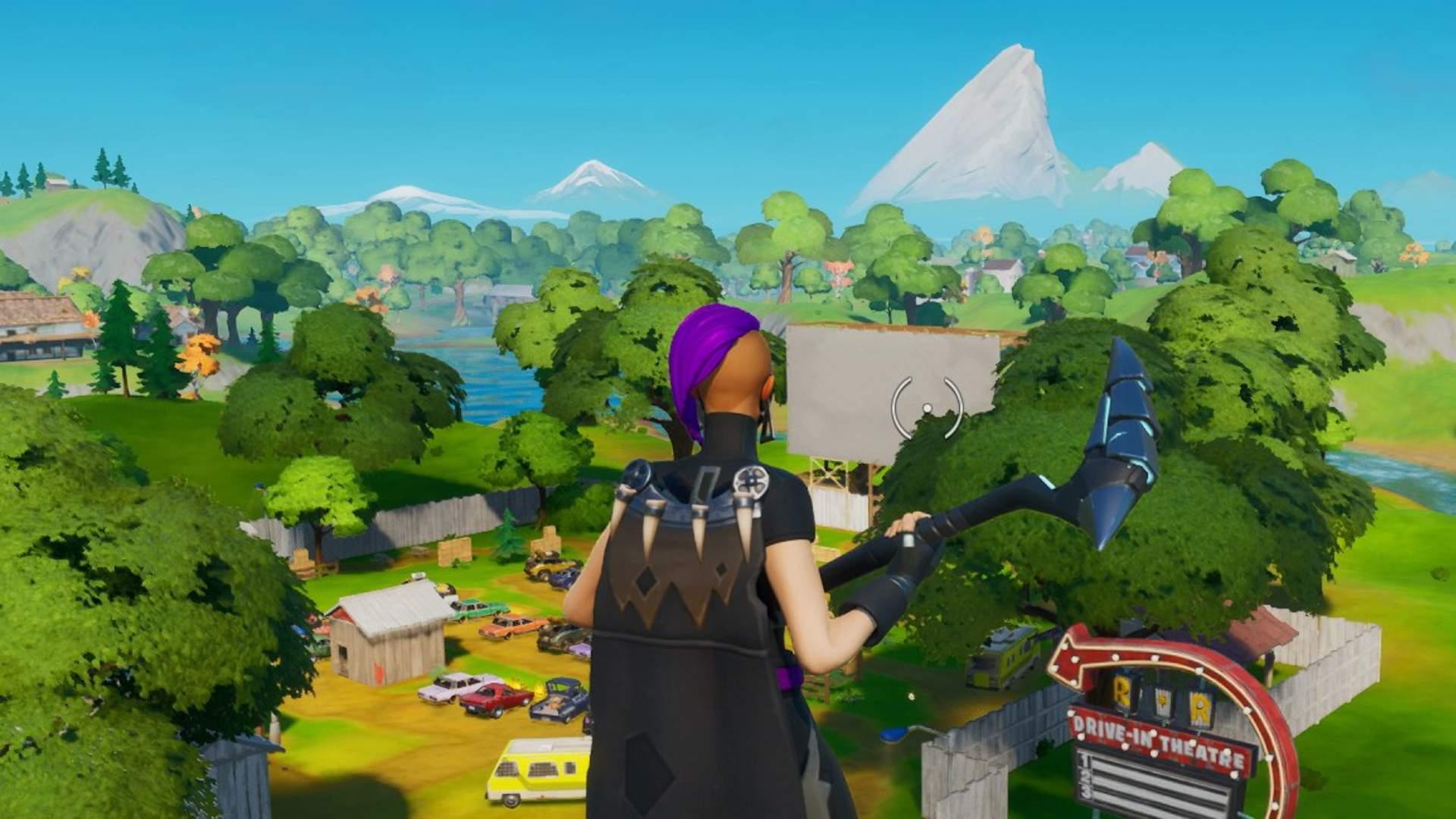 Fortnite 2  Bản đồ - Tất cả các Địa điểm và Điểm nổi bật mới Fortnite bản đồ 2