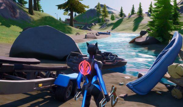 Fortnite: Mùa 2 - Ghé thăm Shark, Nghỉ ngơi nhanh và Đoạn đường tuyệt đẹp 2