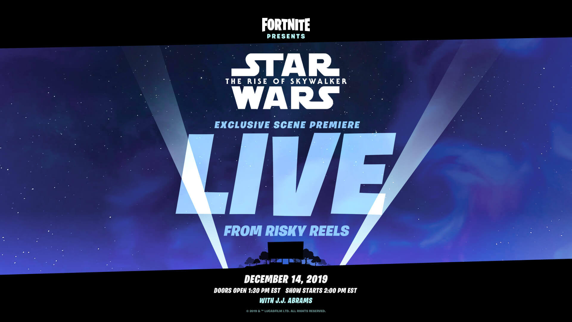 Fortnite Nota Patch V11.30 | Acara Star Wars, Split Screen & Banyak Lagi