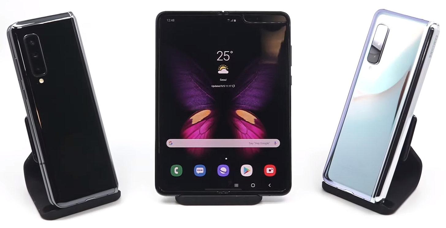 Galaxy Fold  2sẽ có màn hình lớn hơn và bút S Pen, 7