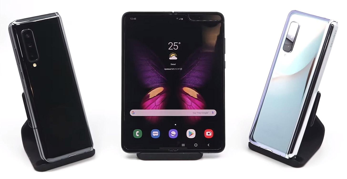Galaxy Fold        Lite được cho là một Samsung giá rẻ có thể được gấp lại 2