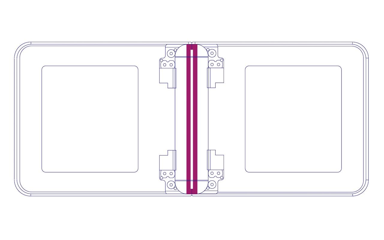 Galaxy Z Flip sử dụng Công nghệ quét để ngăn bụi bẩn thoát ra 2
