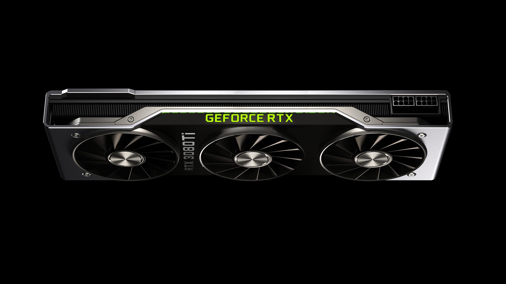 GeForce RTX 3080 Ti FE akan 50% lebih cepat daripada 2080 Ti dan akan memastayai Triple Fan - Cụ thể là Bocor 2