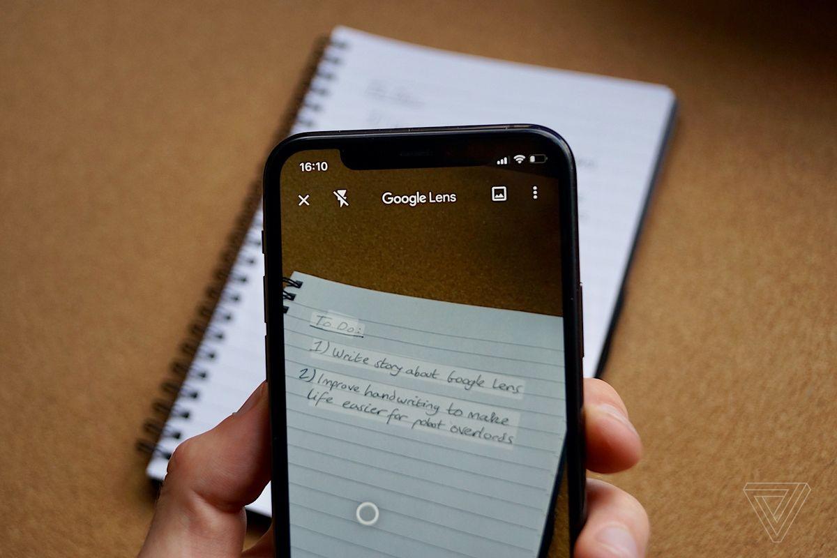 Google Lens bây giờ sẽ cho phép bạn sao chép, dán ghi chú viết tay vào PC của bạn