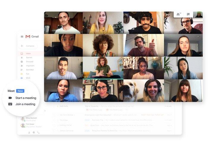Google Meet hiện miễn phí cho mọi người 1