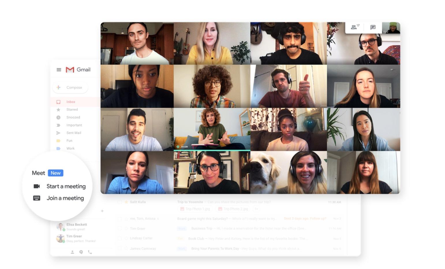 Google Meet hiện hoàn toàn miễn phí cho người dùng Google 2