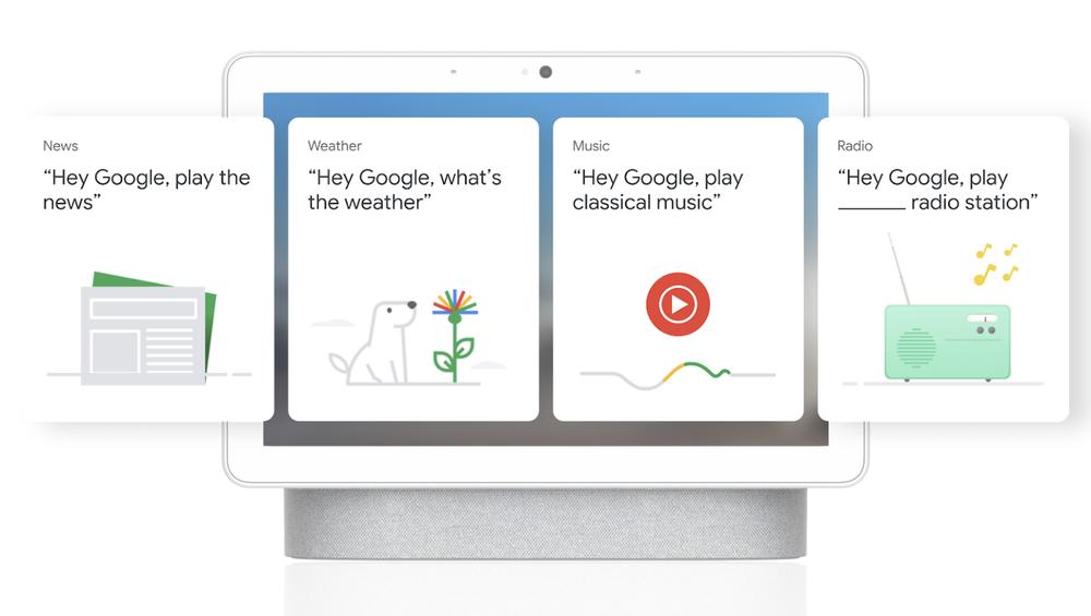Google nhận ra rằng màn hình thông minh không bắt đầu rất trực quan để thử khả năng sử dụng 1