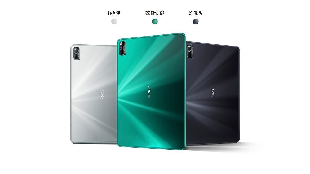 HONOR công bố Tablet Pad V6 được trang bị Chipset Kirin 985 1