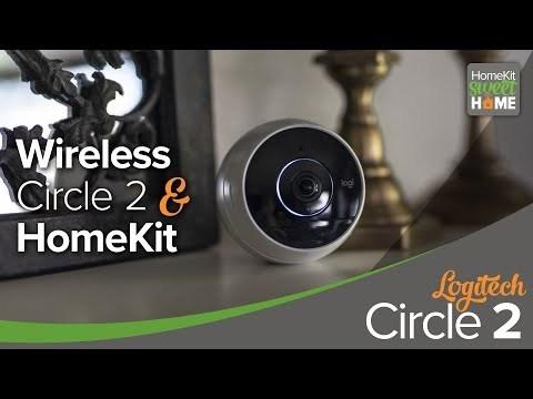Hack dễ dàng, Logitech Circles 2 Camera HomeKit đảm bảo tính tương thích 1
