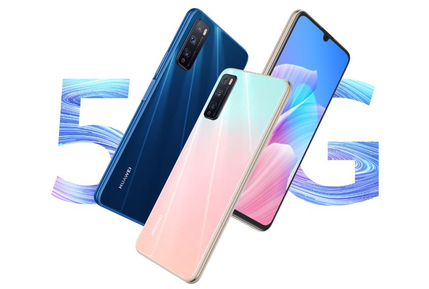Huawei Enjoy Z 5G ra mắt vào năm 99 1699 (~ 238 USD) với kích thước 800, màn hình 90Hz và hơn thế nữa 1