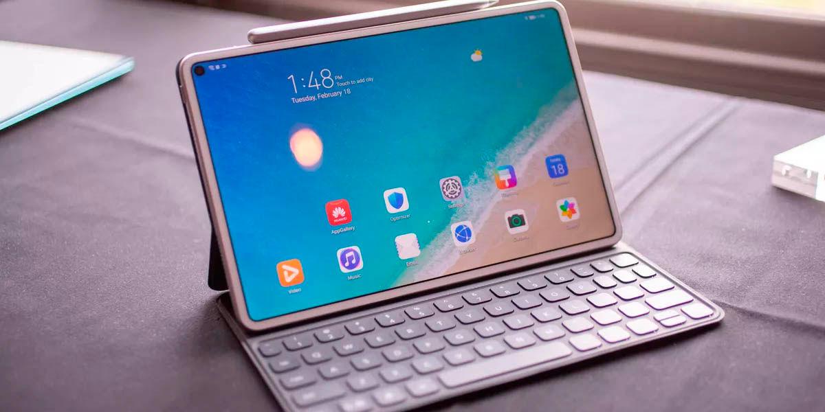Huawei MatePad 10.4, tablet kelas pertengahan dengan mana Huawei ingin menguasai pasaran
