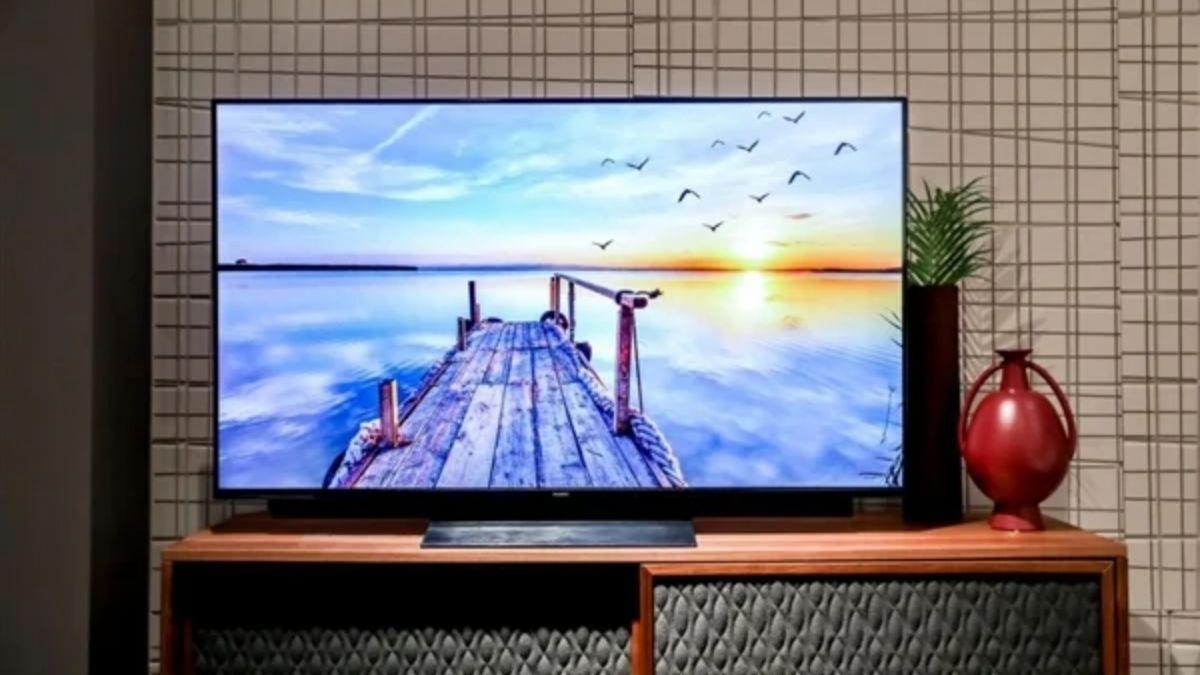 Huawei Smart TV V55i phát hành: Màn hình 55 inch 4K, camera, thể thao AI 1
