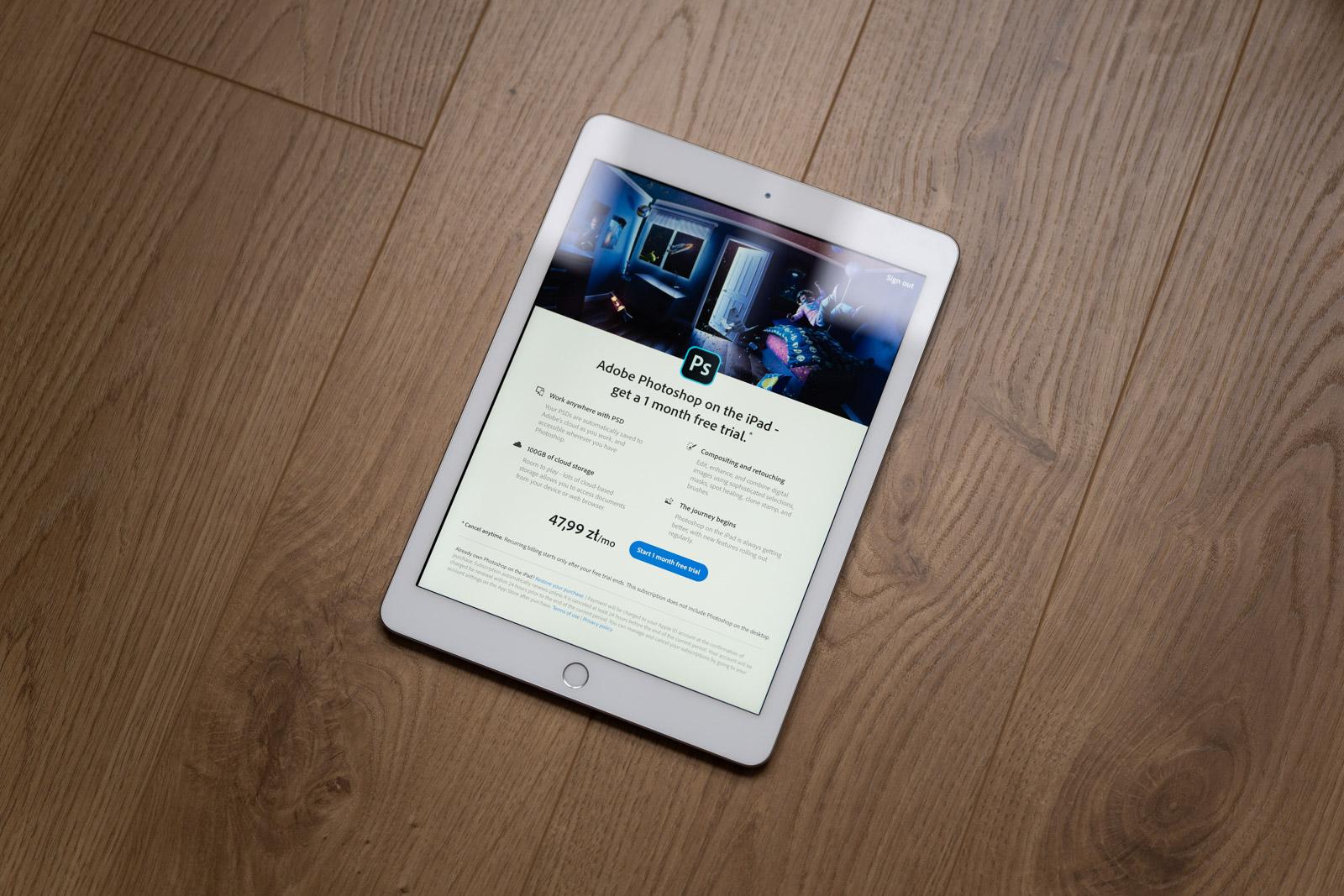 IPad lama hebat tetapi Apple tahu menggoda dengan produk baru. IPad murah baru akan datang