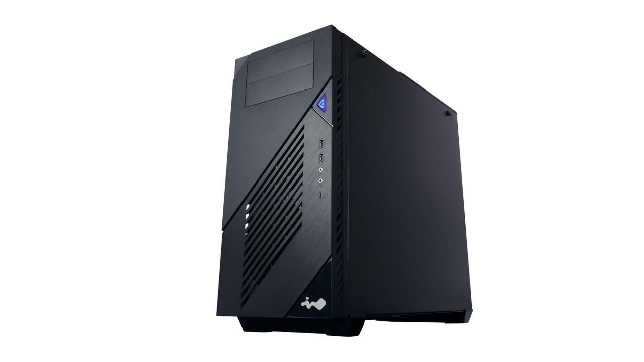 InWin C200, telaio di gioco ampio e silenzioso, 5, 25 ″