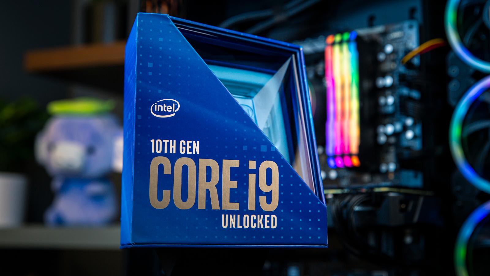 Intel Mengumumkan Pemproses Intel Core S Series ke-10 untuk Pemain PC