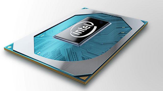 Intel'in ən yaxşı 28W Ice Lake CPU Apple 1