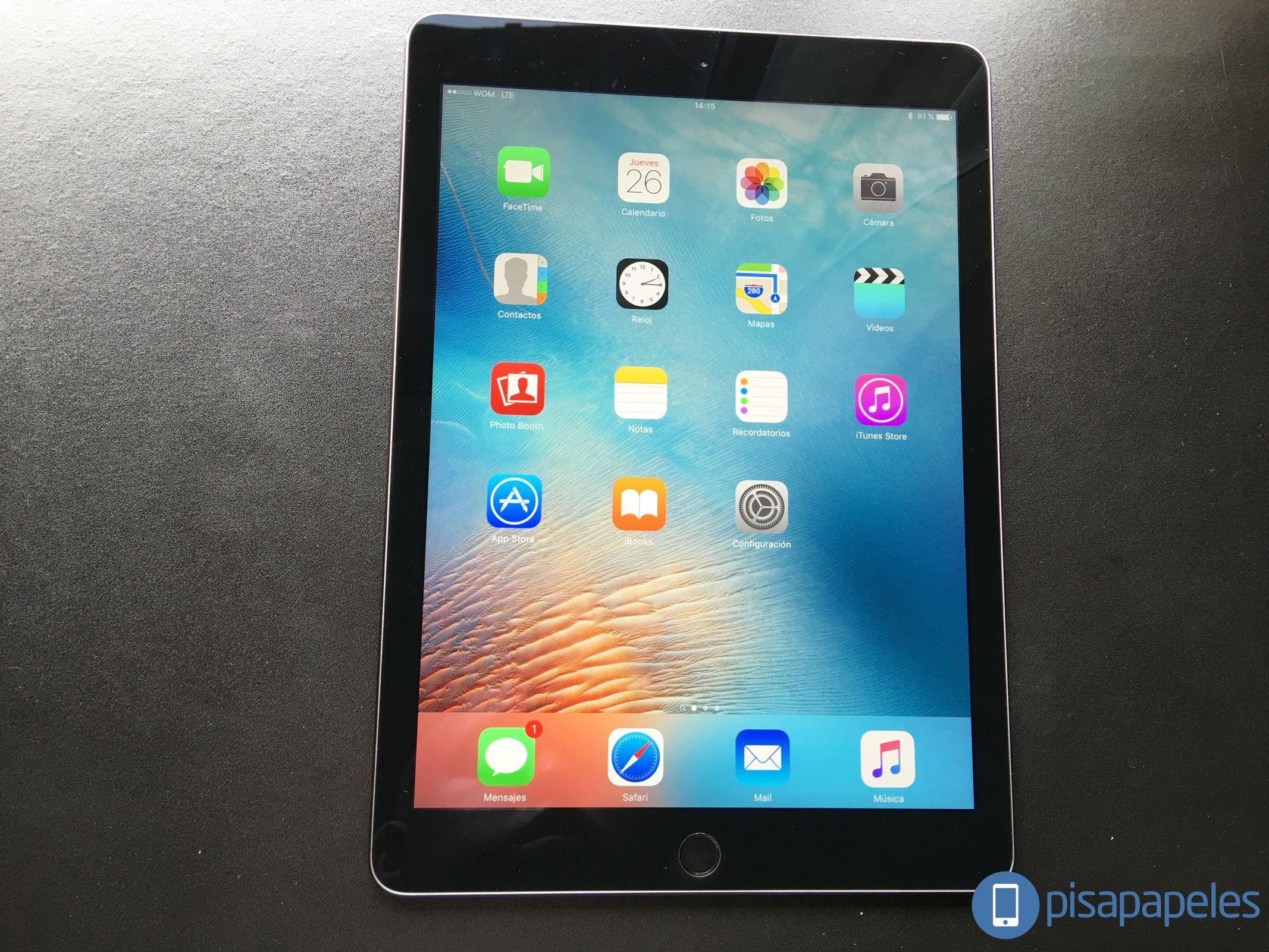 Kaji semula Apple iPad Pro 9.7