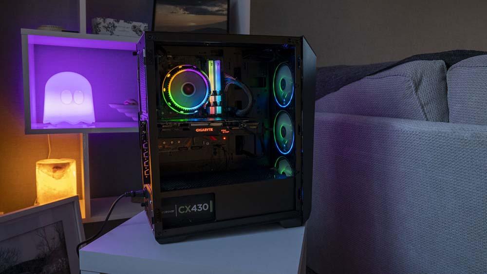 Đánh giá ứng dụng PC Abkoncore Helios 300 Sync 3