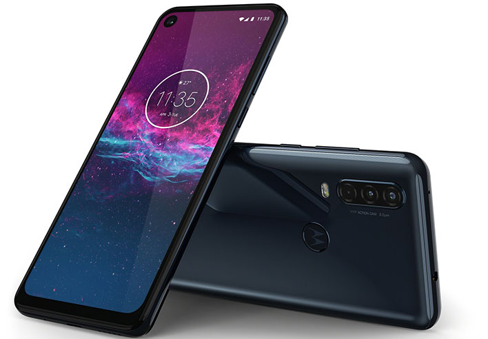 Estudo de ação do Motorola One: Android One Phone Deal