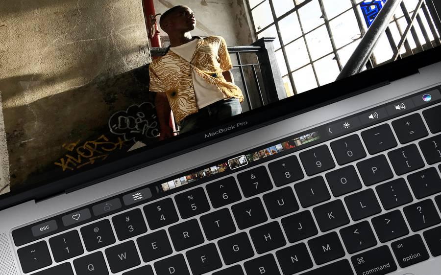 Lợi ích của MacBook tương lai có thể hỗ trợ chuyển động không chạm 2