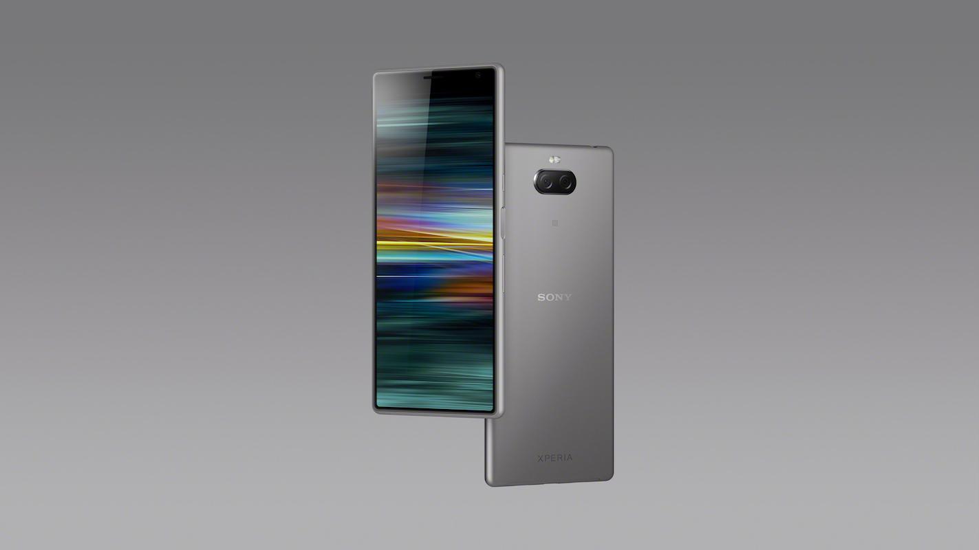 Bản cập nhật Android 10 đã sẵn sàng cho Sony Xperia 10, Xperia 10 Plus 2