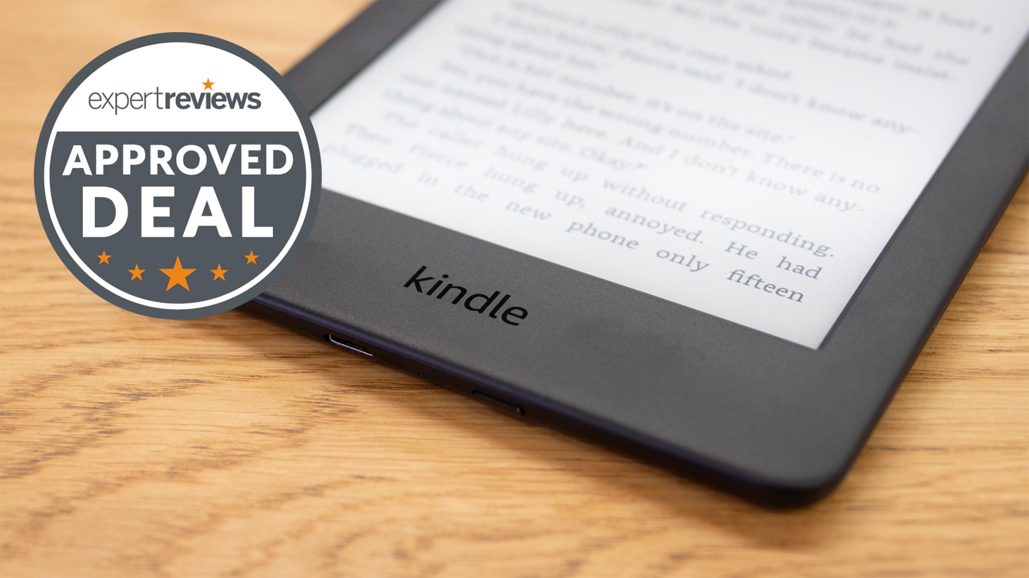 Kindle Paperwhite với giá thấp nhất 3
