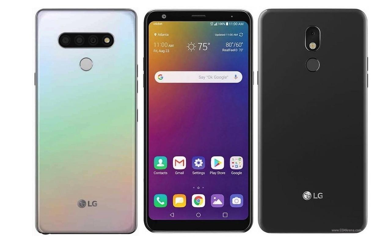 LG Stylo 6 A imagem mostra a superfície antes do lançamento oficial
