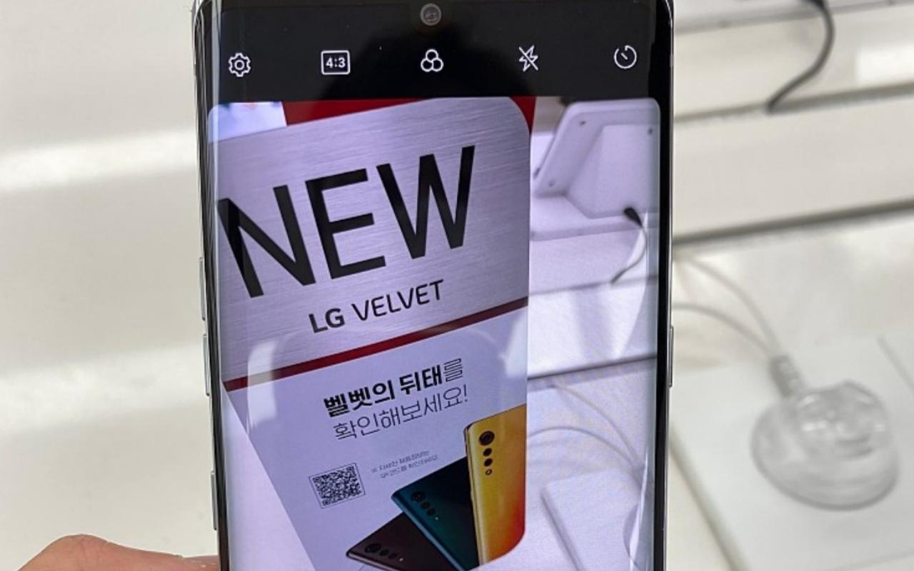 LG Velvet tạo dáng cho những bức ảnh, thiết kế và tính năng thú vị 2
