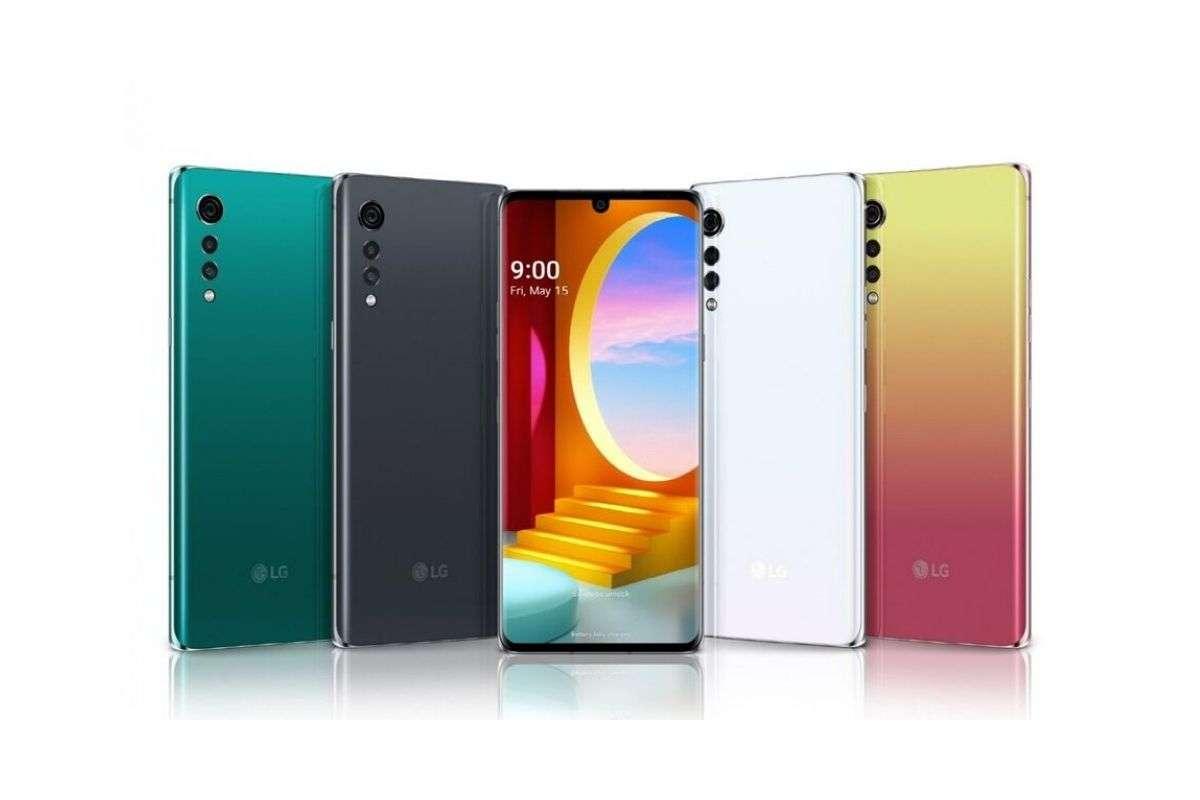 LG Velvet với Snapdragon 765G và ba camera phía sau được ra mắt: giá, tính năng 1