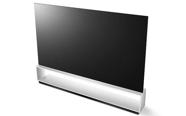 LG ra mắt TV OLED lớn nhất thế giới 1