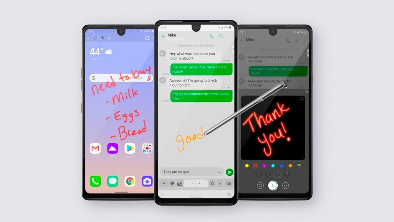 LG memperkenalkan telefon pintar Stylo 6 dengan fungsi tulisan tangan