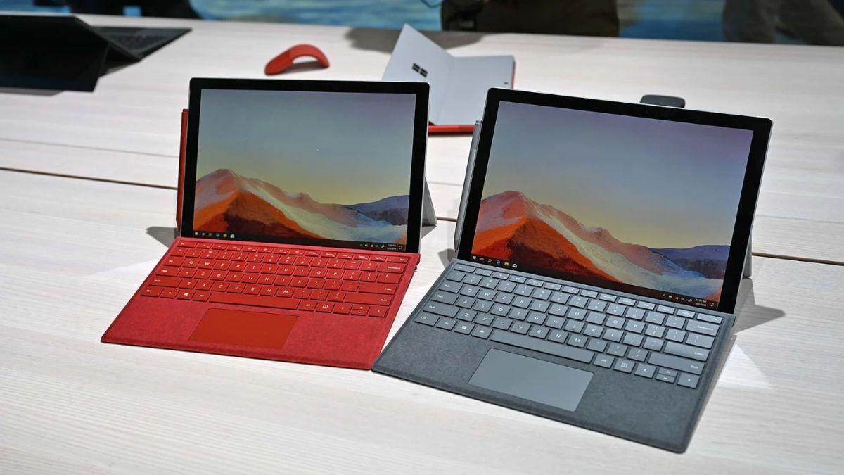 Máy tính xách tay bề mặt 3 và Surface Pro 7 đặt ra mối đe dọa cho người dùng! 1