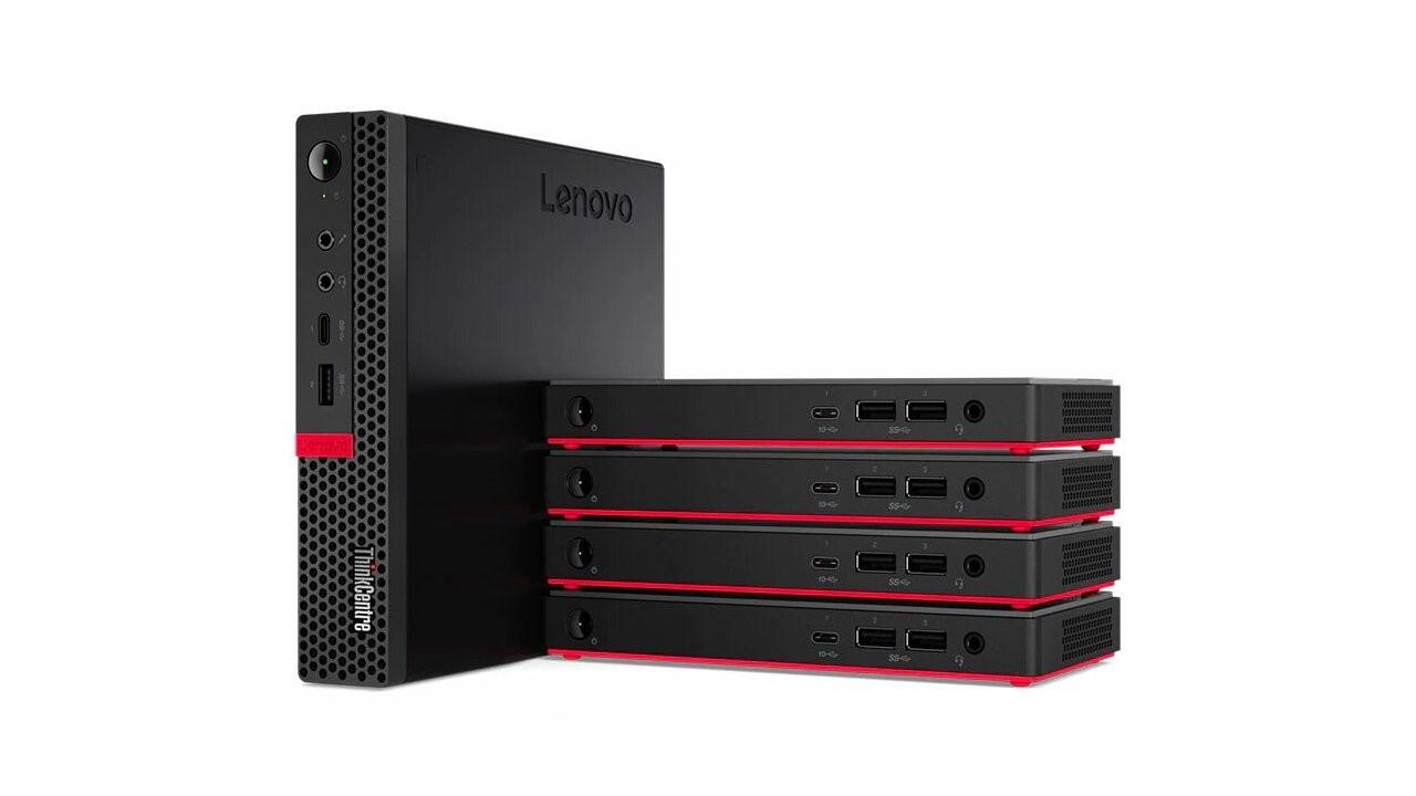 Lenovo ThinkCentre M90n-1tập trung vào máy tính nano hiệu suất 2