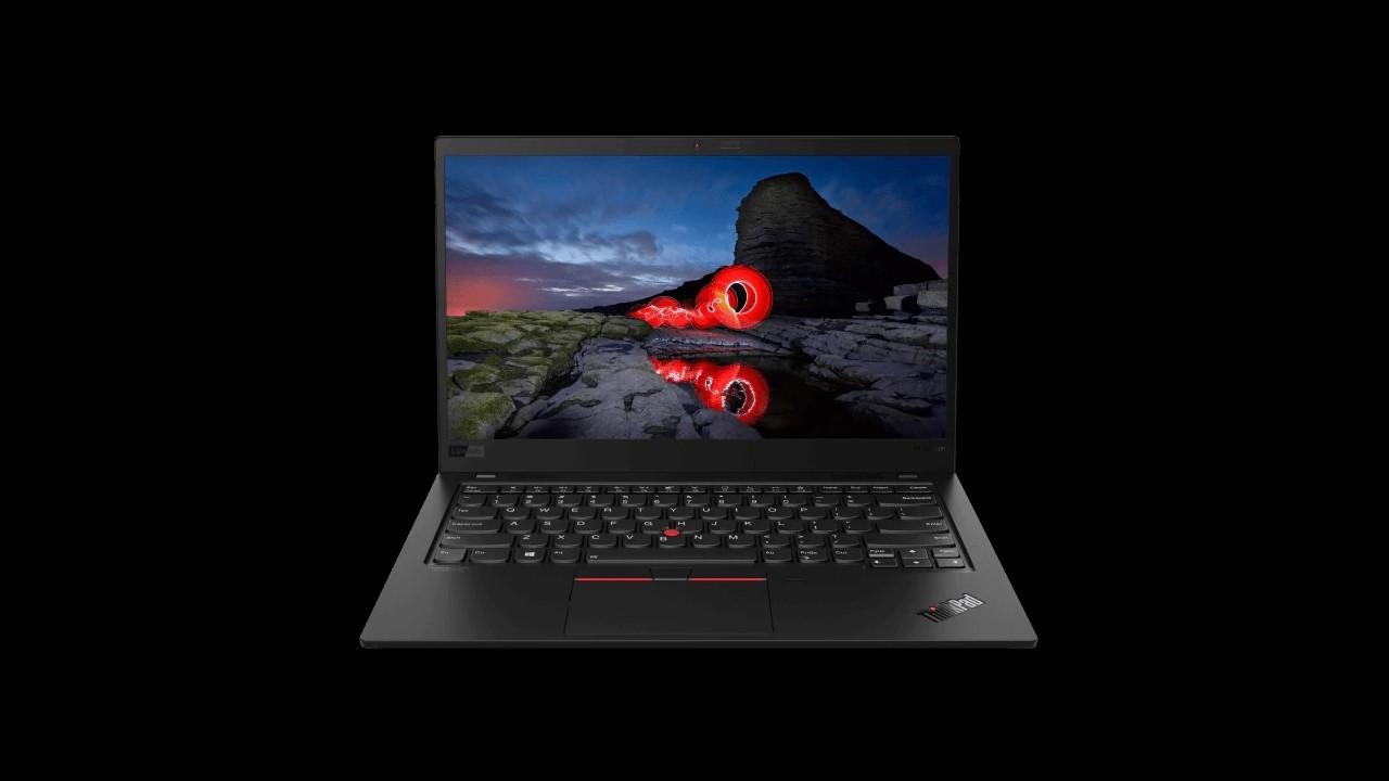 Lenovo ThinkPad X1 Carbon, kini dengan Intel Core 10th yang baru