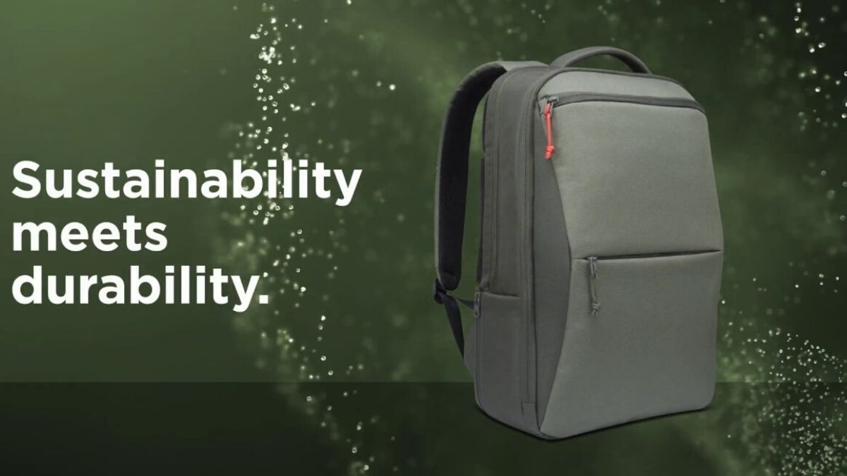 Lenovo phát hành Eco Pro Backpack phiên bản giới hạn vào Ngày Trái Đất 4