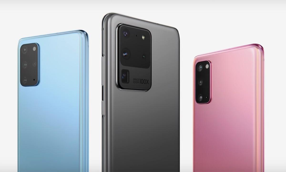 Xem những gì Samsung cung cấp Galaxy Ra mắt vào năm 2020 2