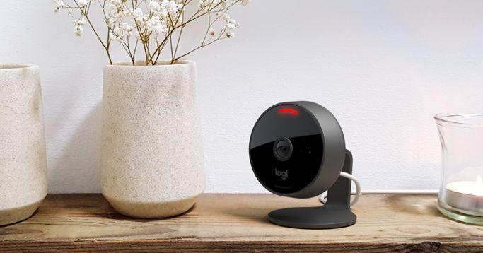 Logitech HomeKit cung cấp Camera an ninh Circle độc quyền 4