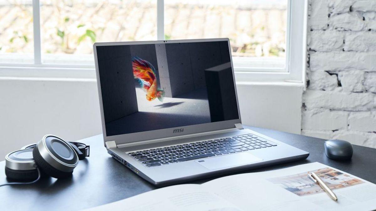 MSI giới thiệu máy tính xách tay 'Thế giới thứ nhất' với màn hình LED nhỏ 2
