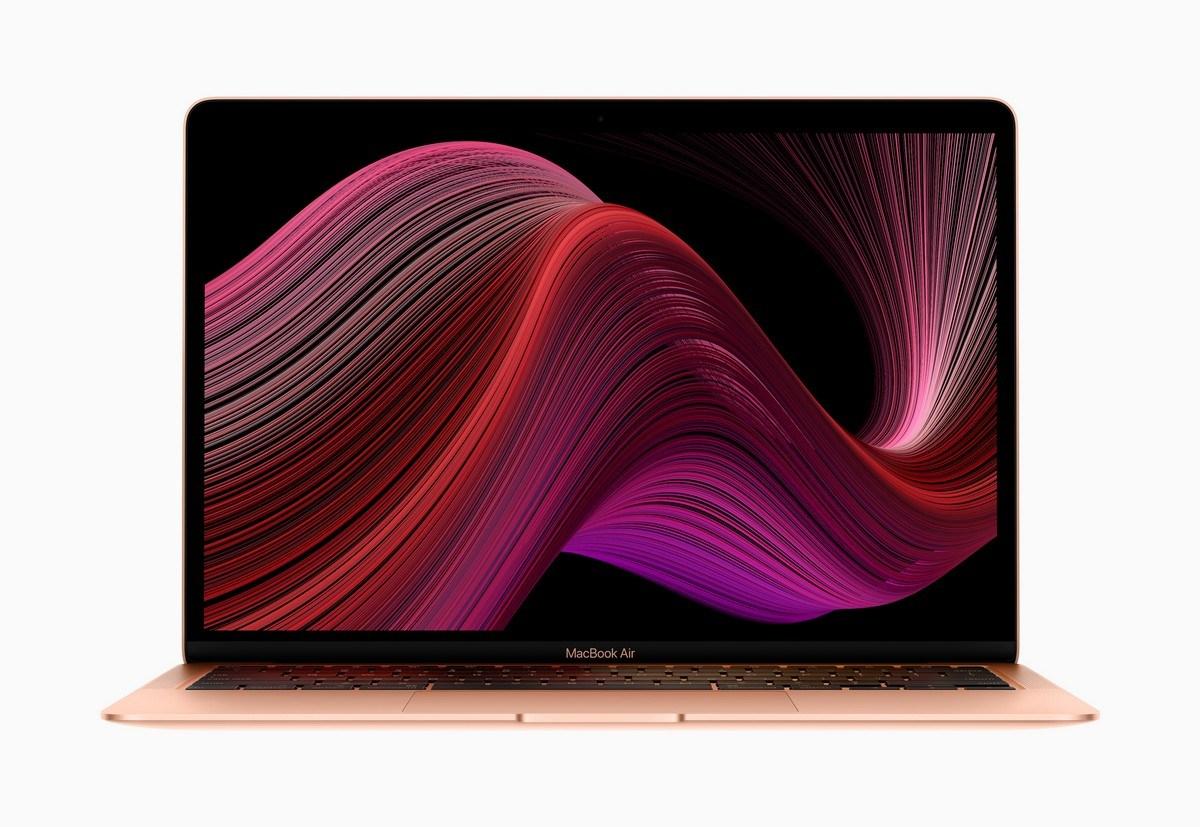 MacBook Air Teardown 2020 hiện cho thấy việc sửa chữa dễ dàng hơn 3