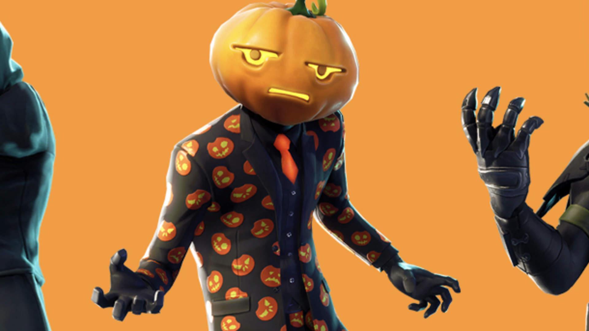 Thời gian bắt đầu của Fortnitemares - Những thách thức và giao diện mới cho các sự kiện Halloween 1