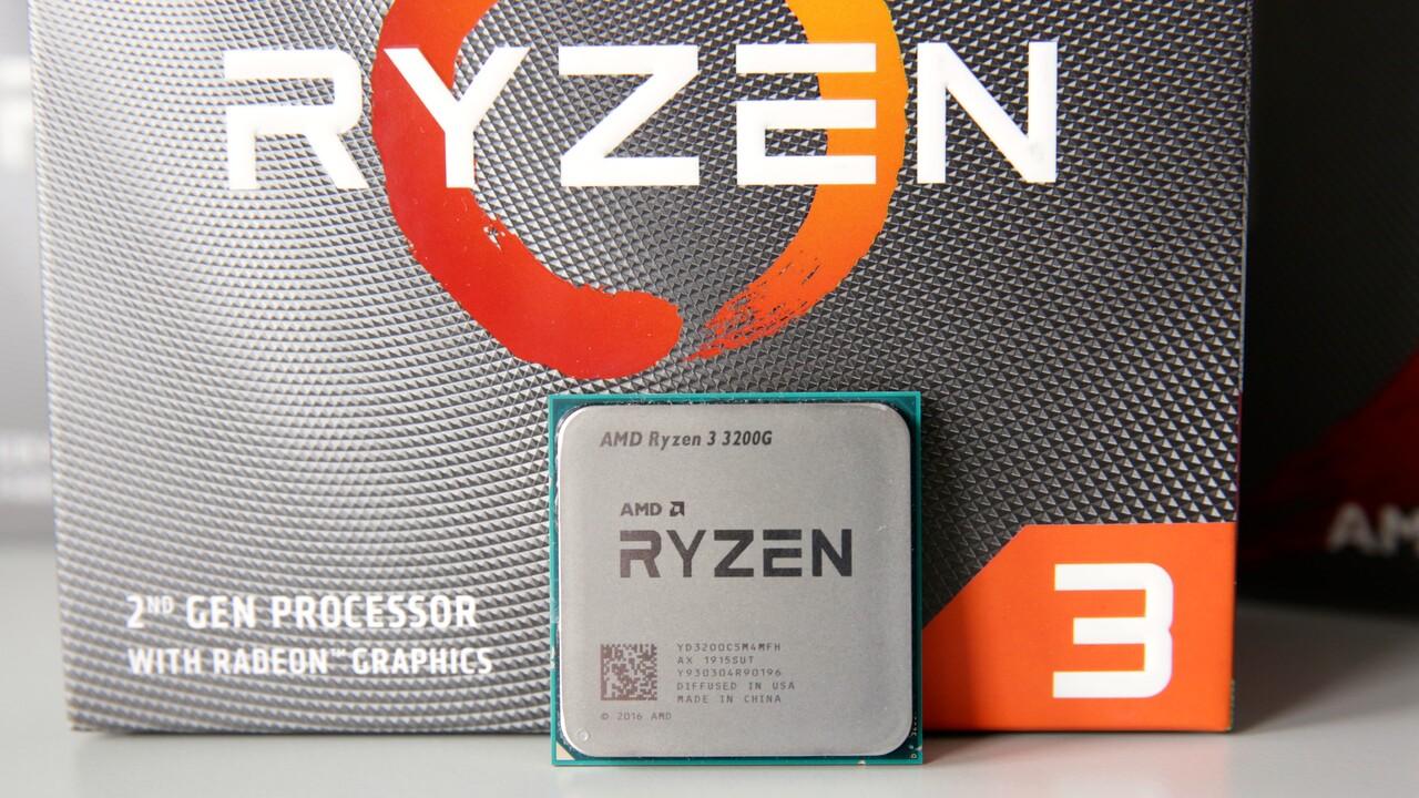 Medion Akoya E32006: Desktop dengan Ryzen APU dengan harga 399 euro di Aldi Süd
